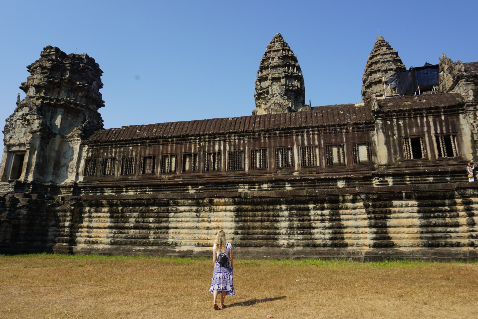 Experience Cambodian Temples; Angkor Wat, Bayon and Ta Prohm