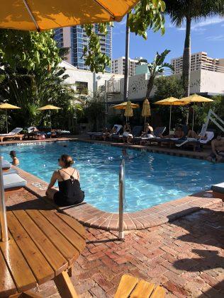 Freehand Hotel Pool